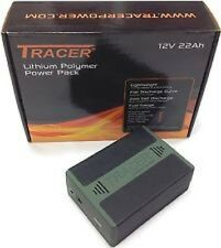 Deben Tracer 12V 22Ah Lithium Battery/Power Pack for Shooting/Hunting Lamp