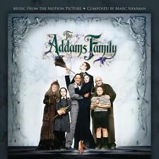LA FAMILLE ADDAMS (THE ADDAMS FAMILY) - MUSIQUE DE FILM - MARC SHAIMAN (CD)