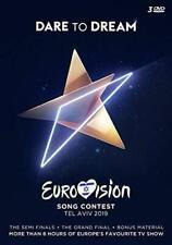 Eurovision Song Contest 2019 Tel Aviv - 3 Disc DVD Set - Released 21/06/2019