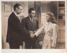 Original Movie Still Photo Action In the North Atlantic Humphrey Bogart Wwii Era