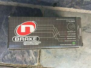 FRONT BRAKE PADS FOR LEXUS 330 350 400H RX MCU38 MHU38 GSU35 SAME AS DB1517