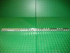 SALE! 31 units aluminum beam with holes on all sides. Works with Lego Technic