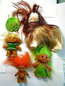 DAM 2005 Troll Doll lot