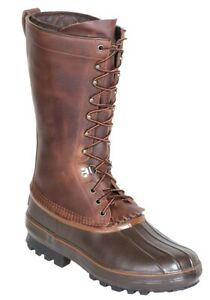 "Kenetrek 13"" Grizzly Pac Boots KE-3428-K Men's Size 9 NWT Hunting Winter"