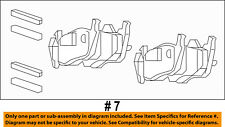 Jeep CHRYSLER OEM 12-14 Grand Cherokee Brake-Rear Pads 68144432AA