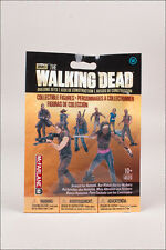 3x Walker blind Bag Figuren Walking Dead Building McFarlane