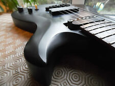 Les P wide neck 6 string (48mm nut) by Cort: HB & single coil