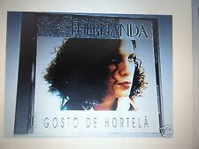FHERNANDA Gosto De Hortela NOCTURNE French 1991 OOP CD