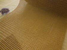B10 creación retal dorado vintage ancho alvéolo sintético tul 1 metros en el 29