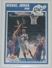 2002/03 Michael Jordan Washington Wizards NBA Fleer Tradition Card #220 NM Rare