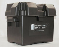 Mighty Max Group 24 SLA / GEL Battery Box for Camper Boat Trailer