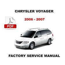 automotive pdf manual ebay stores rh ebay ca chrysler grand voyager service manual 2008 chrysler grand voyager maintenance manual