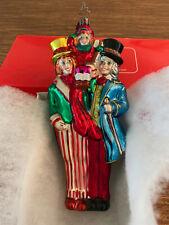 Christopher Radko 2005 Christmas Carol Series Bless Us, Every One Ornament #34/1