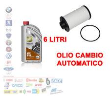 KIT FILTRO CAMBIO AUTOMATICO 02E DSG VW GOLF 5 R32 TIGUAN AUDI A3+OLIO 6L K5049