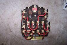 ALLEN BRADLEY 10 AMP HEAVY DUTY AC RELAY SERIES A 600 VAC 700-BR440
