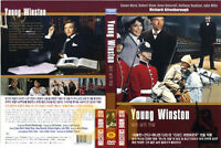 Young Winston (1972) - Richard Attenborough, Simon Ward, Robert Shaw DVD NEW