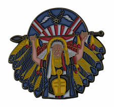 US Air Force Western Indian Tribes Challenge Coin