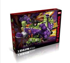 NBK hercules green GT gift box set deformation toys combination