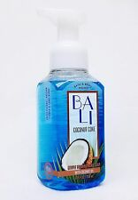1 Bath & Body Works Bali Noix de Coco Cove Doux Moussant Main Savon Lavage Huile