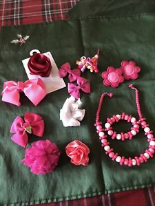 Assorted gymboree Hair Accessories