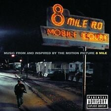 8 Mile Music From The Motion Picture Soundtrack CD Album 2002