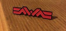 NWA Late Era Logo Enamel Pin WCW 80's Wrestling