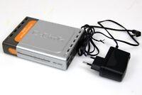 D-Link 5-Port 10/100 Mbps Fast Ethernet Switch DES-1005D ver. 5.1