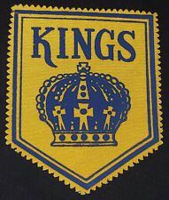 VINTAGE - LOS ANGELES KINGS - NHL - HOCKEY TEAM - CREST / PATCH - ORIGINAL