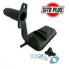 Auspuff SITO PLUS Piaggio Vespa  PK 50 / S / XL / XL2  + ABE + Auspuffkrümmer