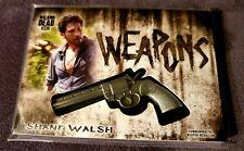 Shane Walsh 2018 Topps Walking Dead Hunters & Hunted SP Revolver Medallion card