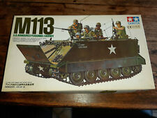 Tamiya M113 ech 1/35 en boite