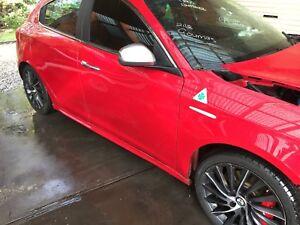 Newly Wreaking Alfa Romeo Giulietta QV - ALL PARTS AVAILABLE selling1xwheel nut