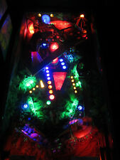 ESCAPE FROM THE LOST WORLD Custom LED Lighting Kit SUPER BRIGHT PINBALL LED KIT