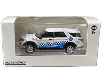 1/64 Greenlight Ford SUV 2020 Chicago Police Car