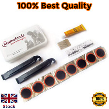 New Bicycle Bike Cycle Inner Tube Puncture Repair Portable Tool Kit Patch Glue