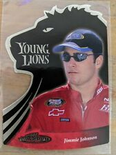 2000 Maxximum Jimmie Johnson Young Lions Rookie Card RC YL9
