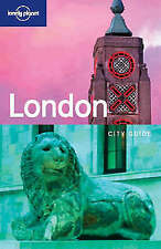 London (Lonely Planet City Guides), Masters, Tom,Johnstone, Sarah, Very Good Boo