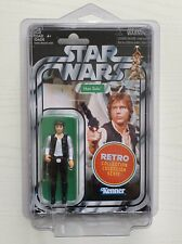 Star Wars Han Solo Kenner Retro Collection Action Figure - Vintage Toys