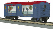 MTH 30-79545 North Pole Operating Action Car