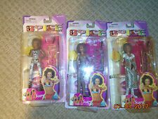 Vtg Nib Spice Girls Lot of 3 Scary Spice Mel B 6 Inch Inches Dolls Figures