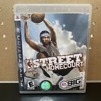 NBA Street Homecourt Sony PlayStation 3 PS3 Video Game Complete CIB