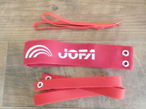 JOFA Hockey Goalie Cup Jock Strap Jockstrap REPAIR KIT Leg Straps Waistband Ties