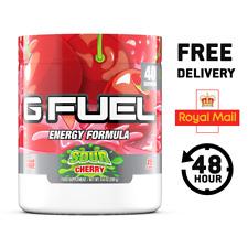 Gamma Labs GFuel Sour Cherry Tub (40 Servings) - G Fuel -