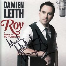 DAMIEN LEITH Roy / A Tribute To Roy Orbison CD - Autographed