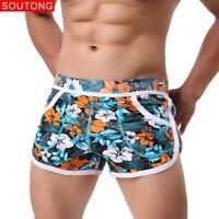 Männer Boxer Shorts Unterwäsche Unterhosen Cuecas Baumwolle Weiche Unterwäsche