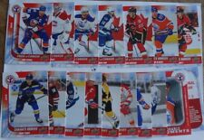2016 UD National Hockey Card Day Canada Complete Set! Connor McDavid Gretzky Orr
