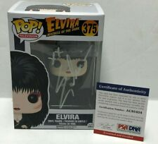 Funko Pop TV Mistress of The Dark Elvira Vinyl Figure #375 Retired