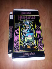 (BOX ONLY) HAWKWIND Warrior at the Edge of Time *UNUSED* GRIFFIN BOX SET BOX