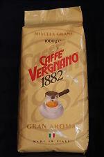 Caffe Vergnano 1882- Gran Aroma, 28 x 1 kg Espresso, Fagioli