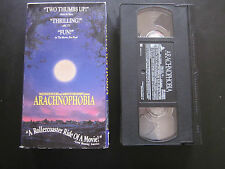 vhs tape ARACHNOPHOBIA starring JEFF DANIELS & JOHN GOODMAN movie